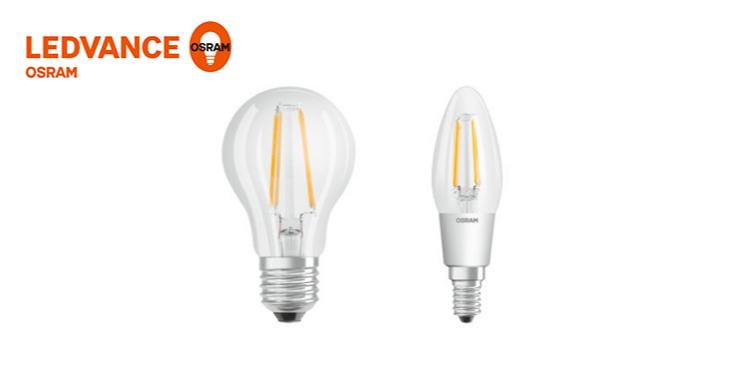 欧司朗LED调光灯丝泡