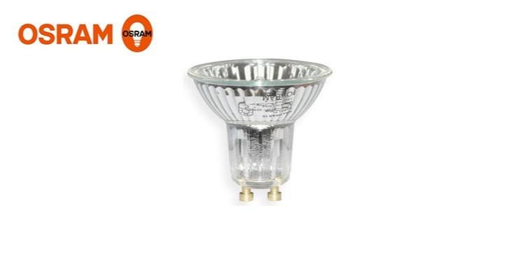 欧司朗GU10卤素反射杯灯35W50W