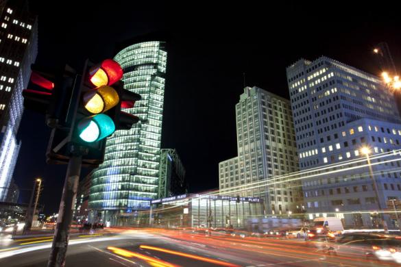 智能街道照明系统