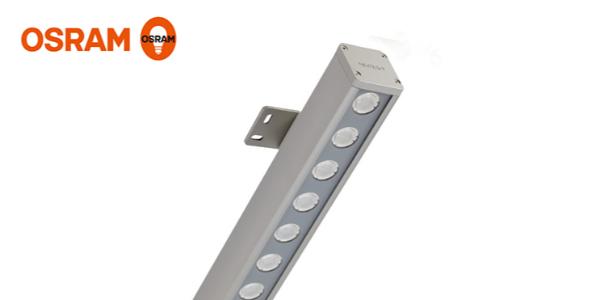 欧司朗绚丽LED线型洗墙灯