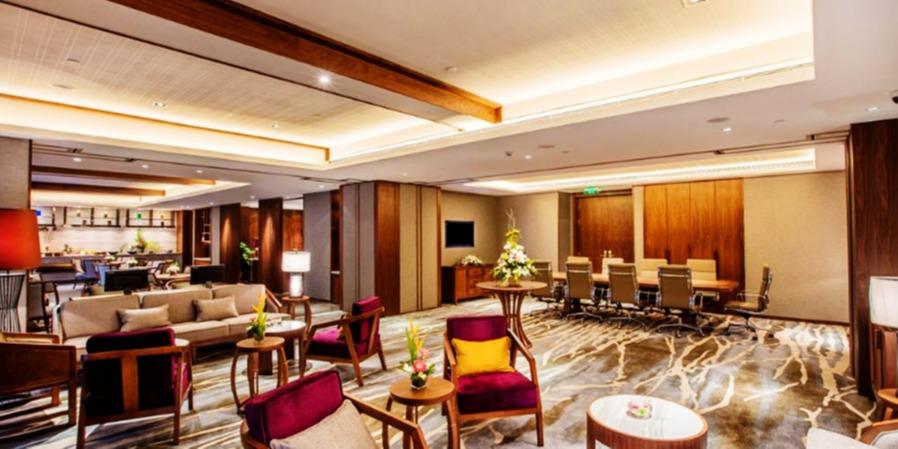 酒店照明案例-西双版纳万达皇冠假日度假酒店