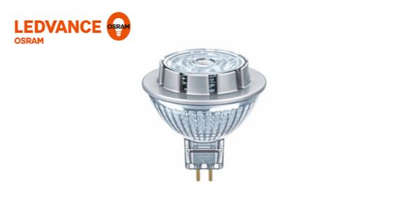 欧司朗睿亮LED可调光MR16灯杯