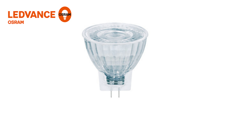 欧司朗星亮LED小灯杯MR11